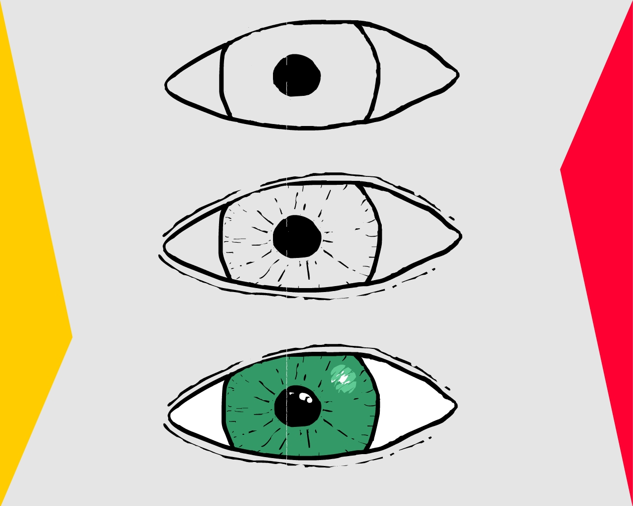 why an eye ?