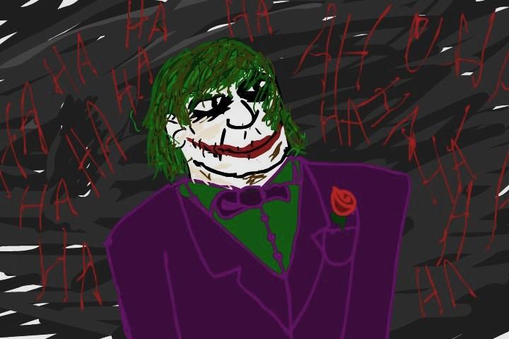 The Joker (Dark Knight) J.B