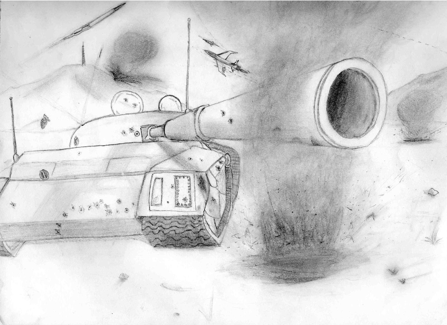 War - Tank