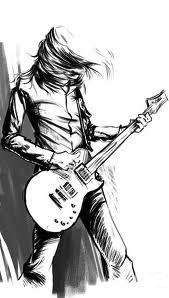 Uknown Guitarist