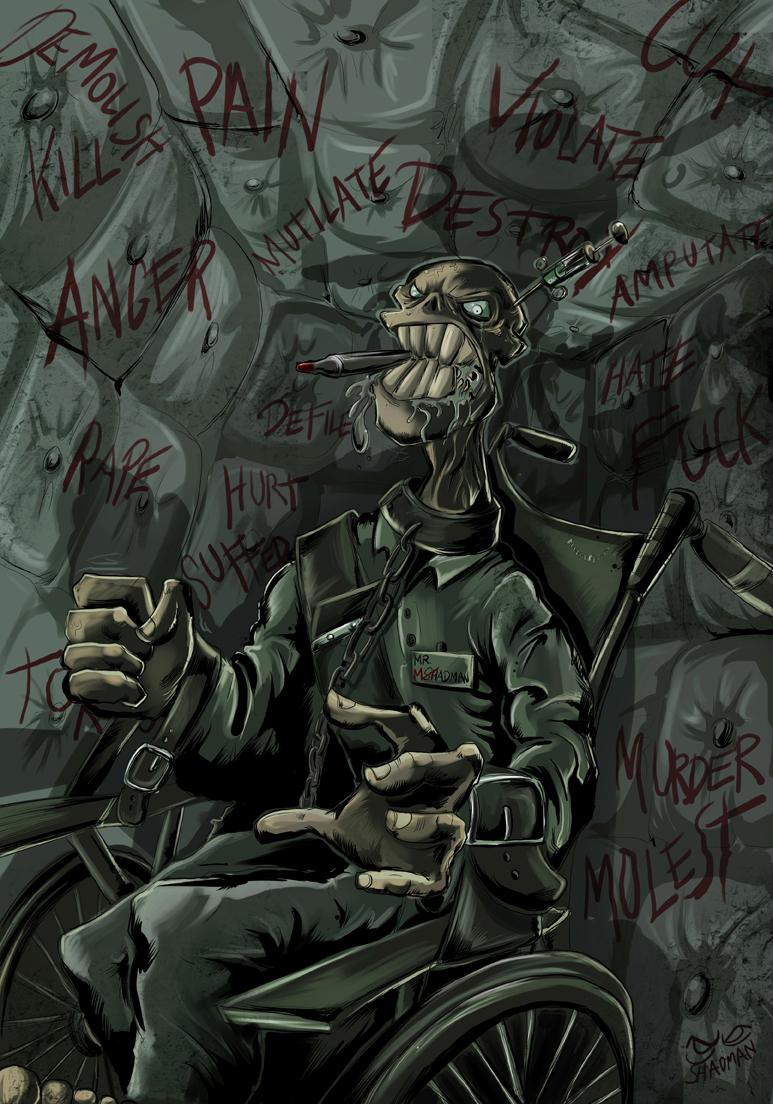 Mr. Madman