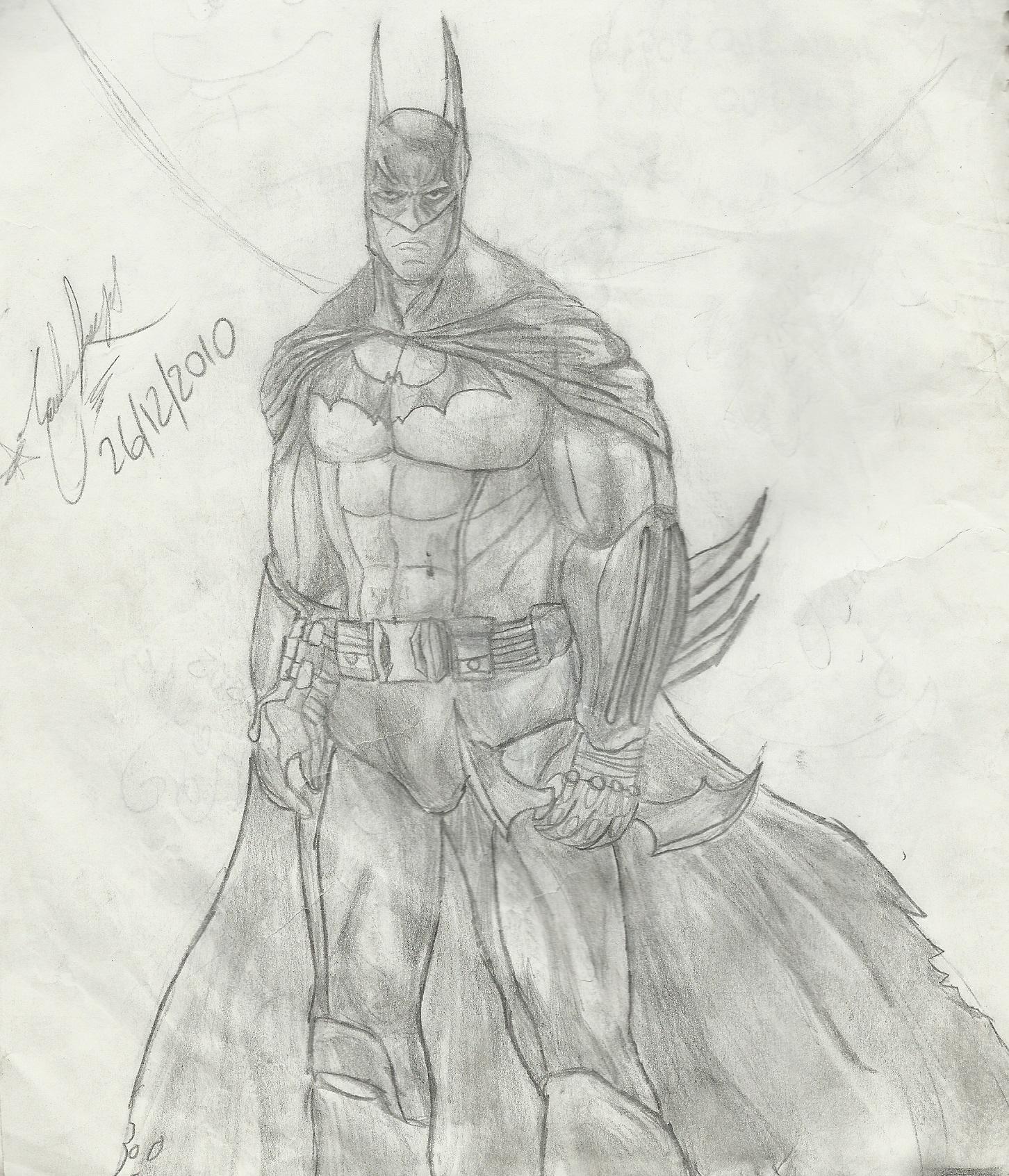 Batman Arkaham Ayslum