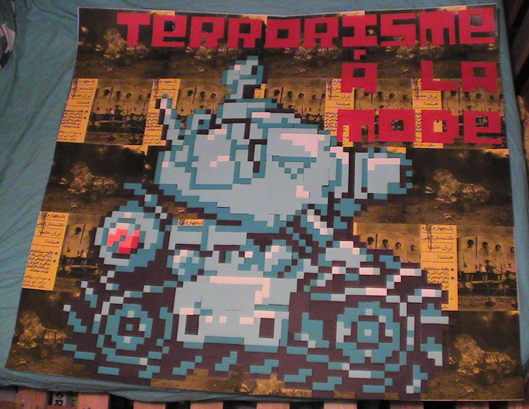Metal Slug Mosaic
