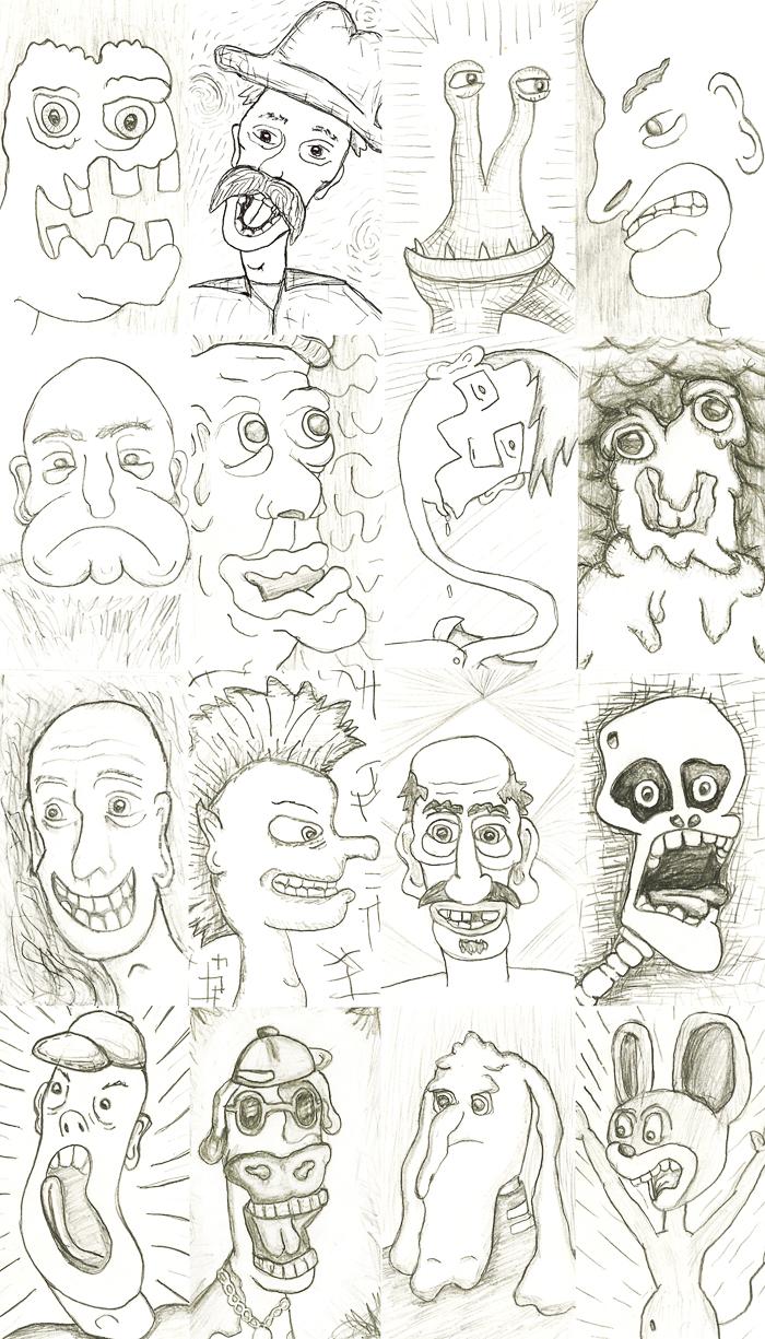 Face Idea's #2