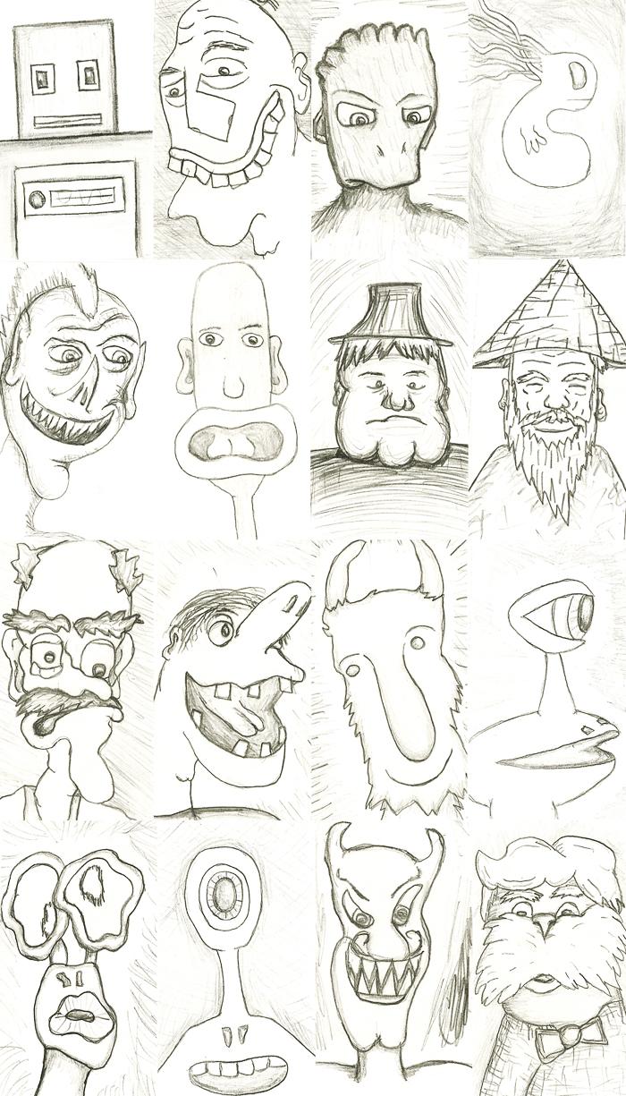 face Idea's #4