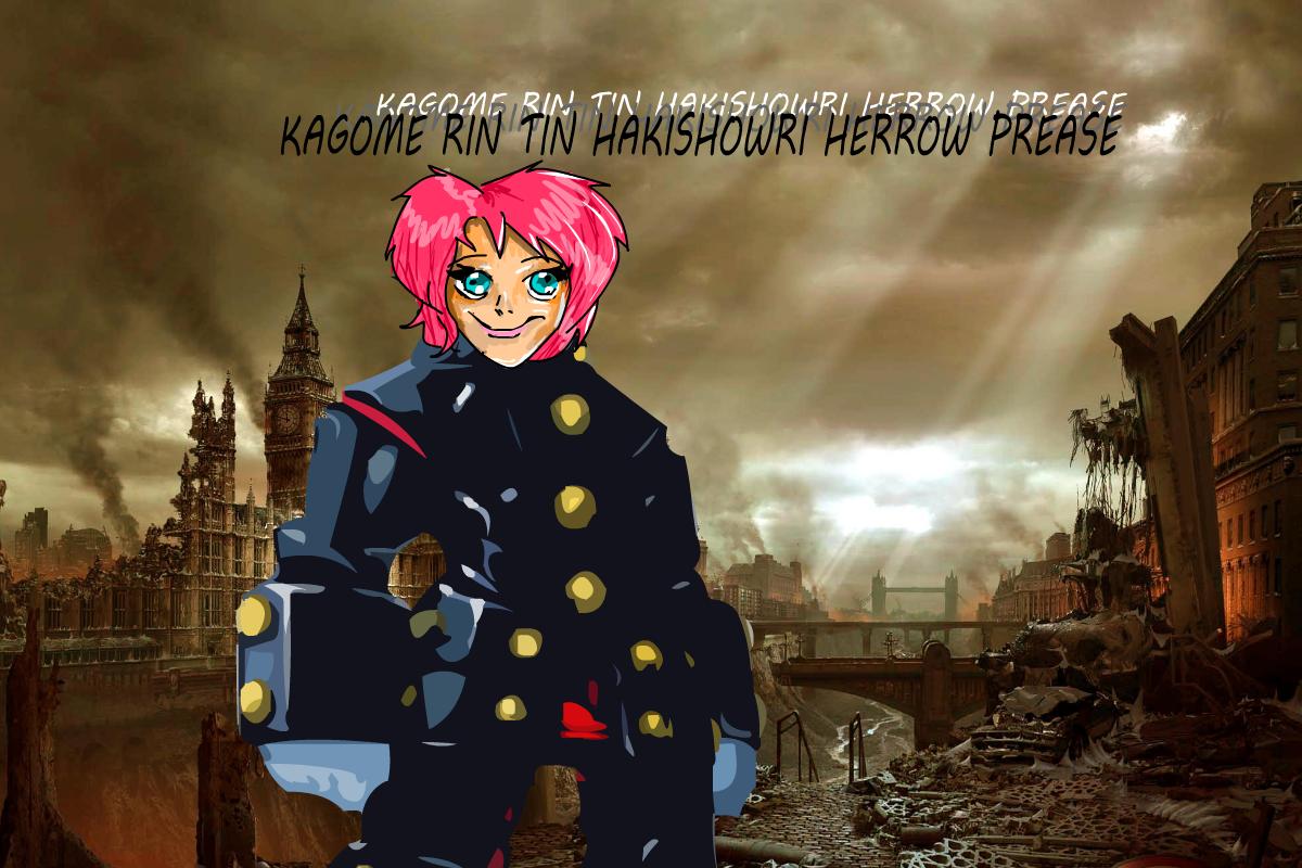 KAGOME RINTIN HAKI HEROWPREASE