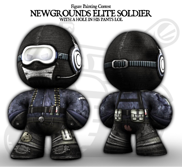 NG Elite Soldier