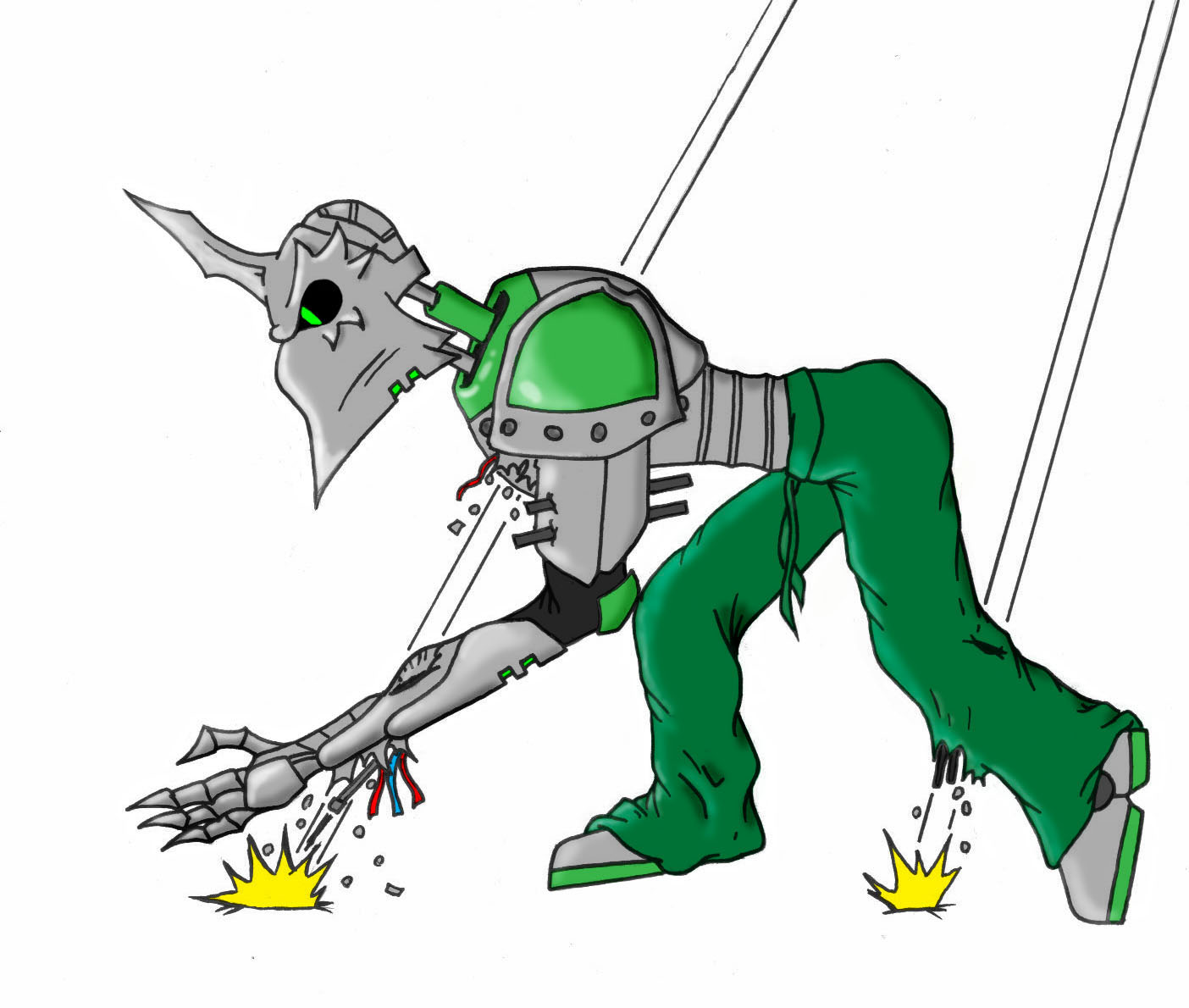 Robot Shot