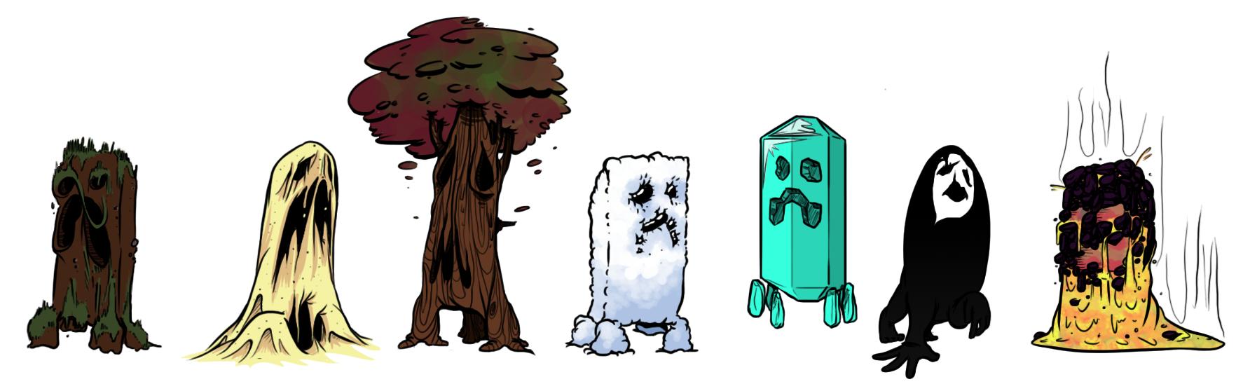 Creeper species