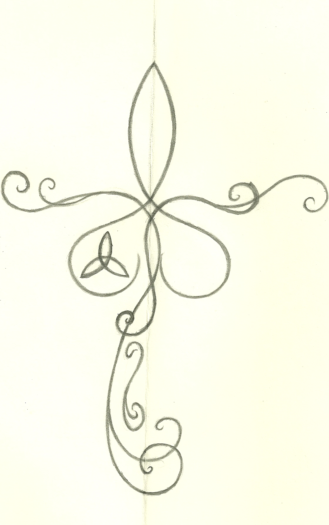 Tattoo design for My Lover