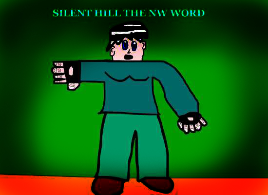 silent hill the new world