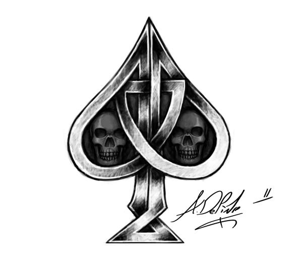 Celtic Spade Tattoo