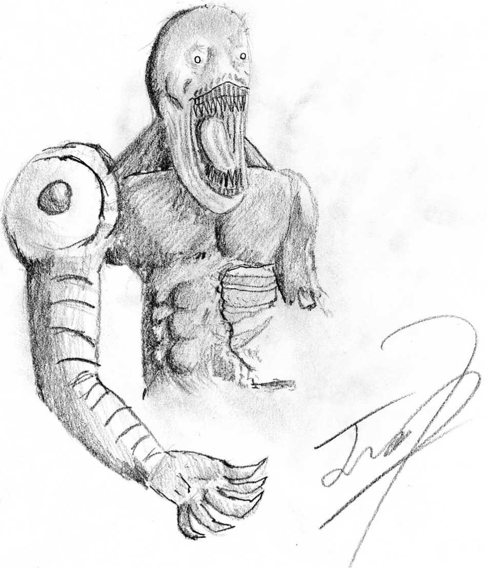Bionic Zombie