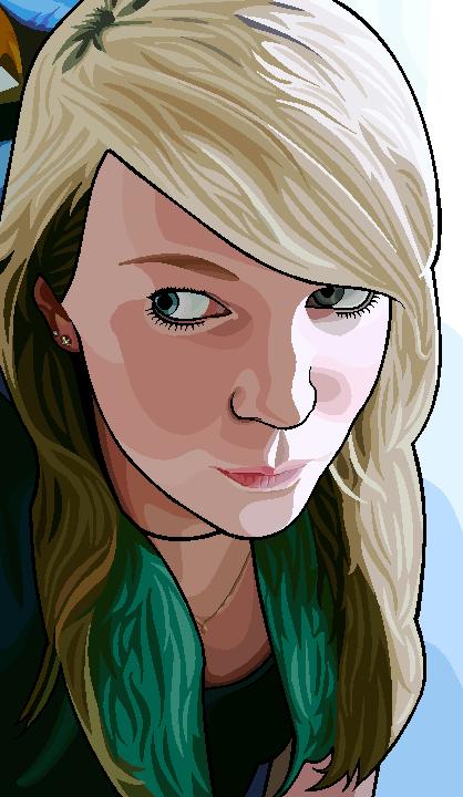 Paint-Portrait