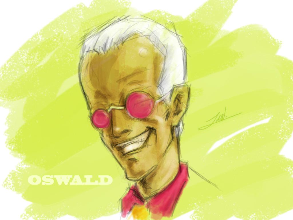 KOF Oswald