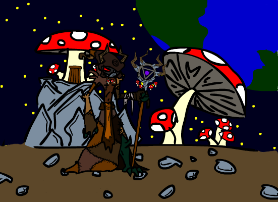 Mushroom Cult