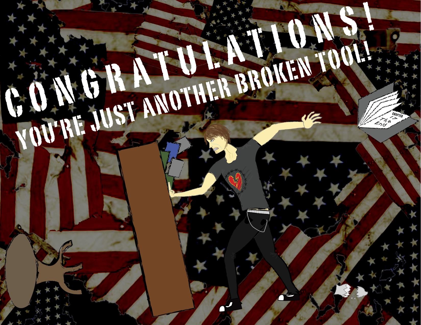 Another Broken Tool