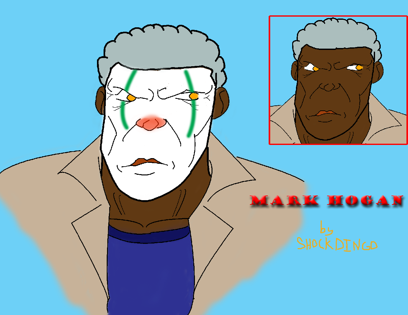 Mark Hogan