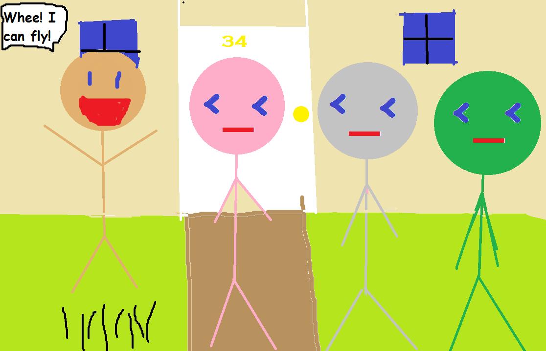 Smileyman,Graham,Rose,Greenhow