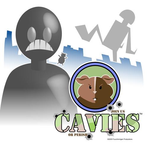 Beware the Cavies