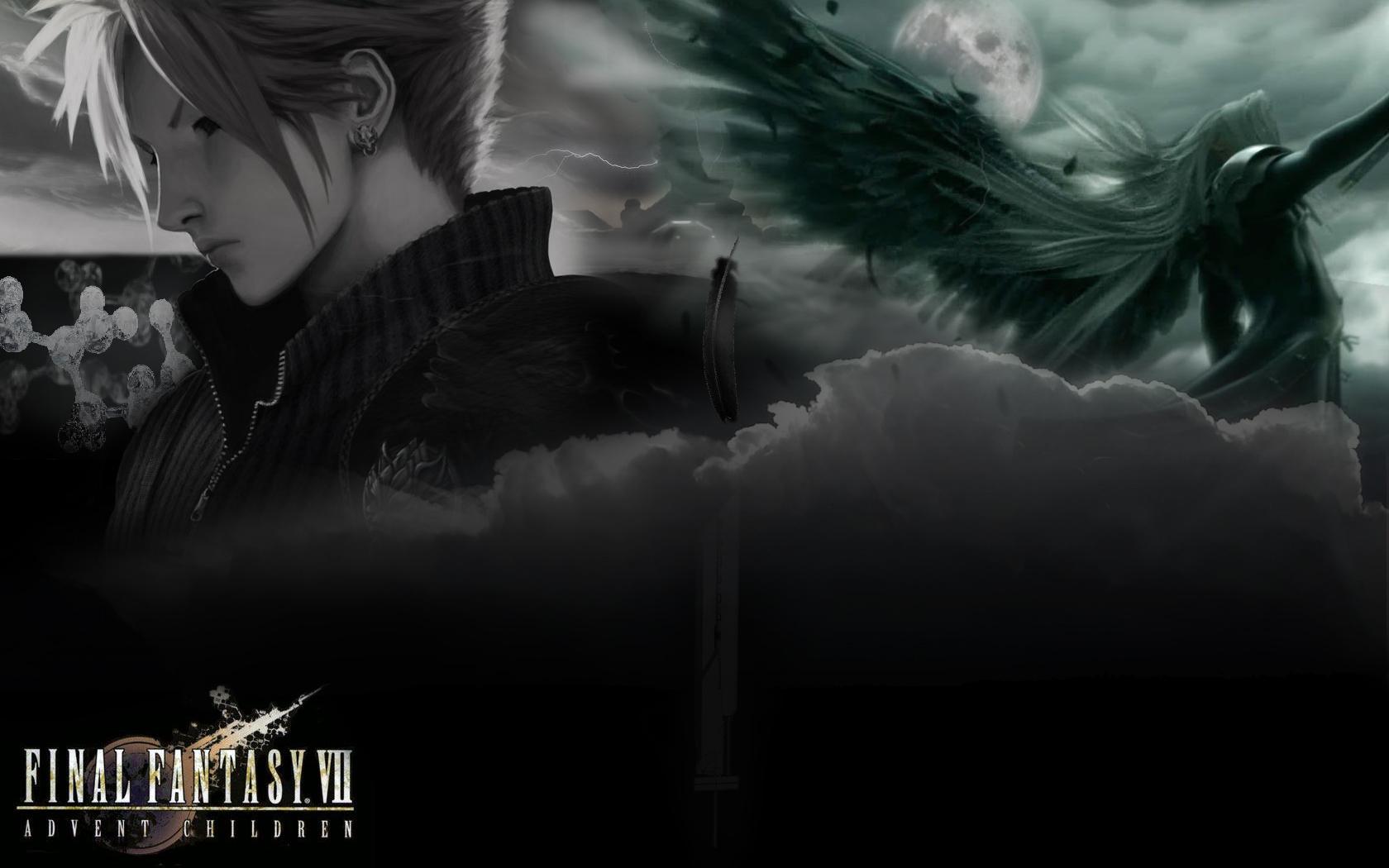 FF7 Background
