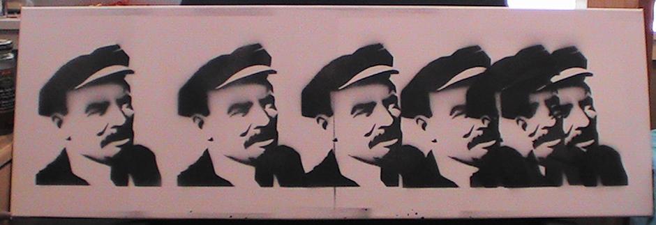 Six Lenins