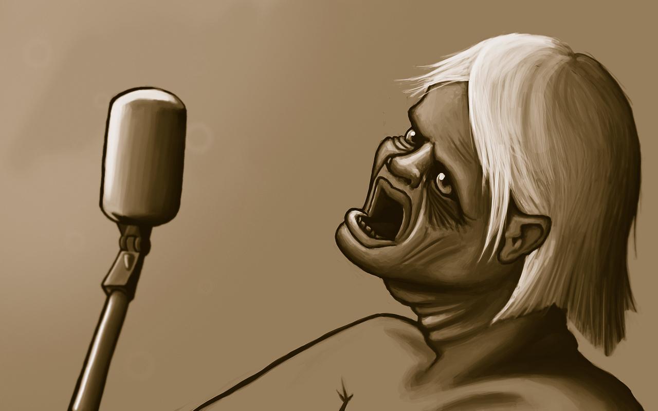 Ancient Singer