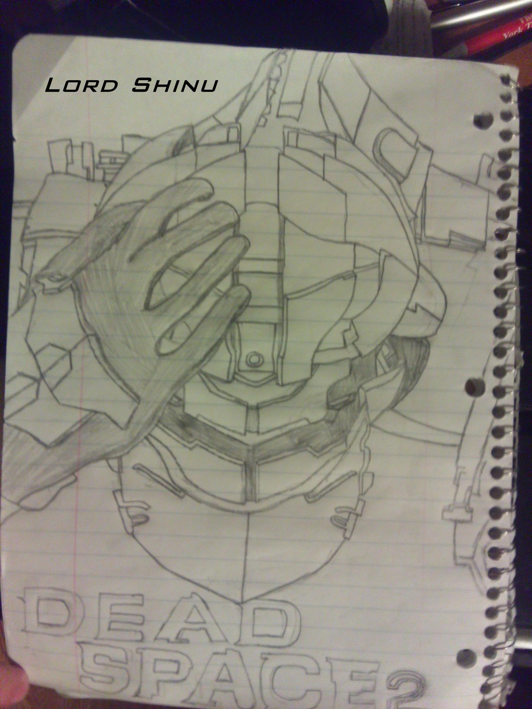 Dead Space 2 Issac Clarke
