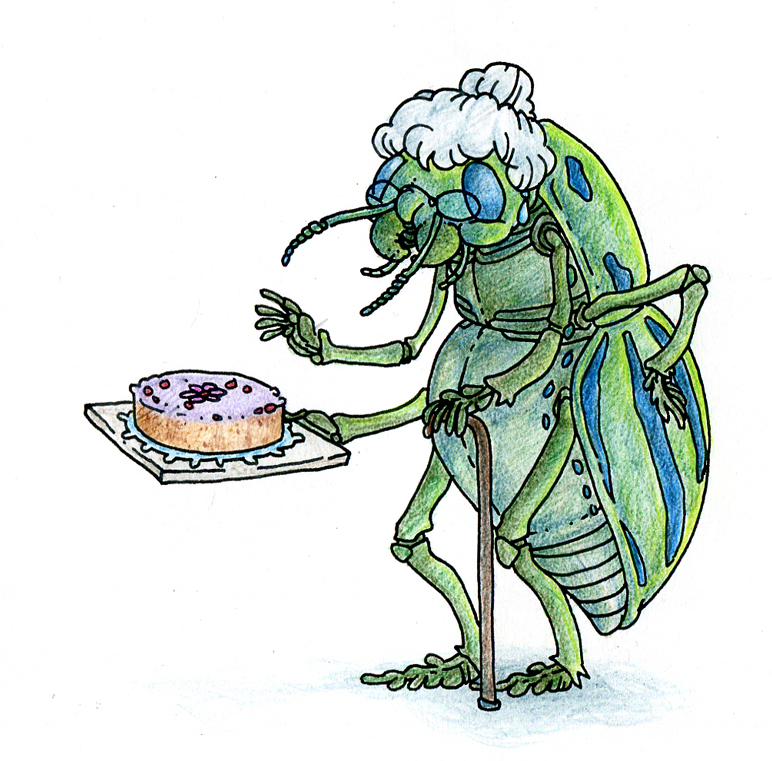 Grannie insect