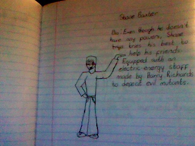 Shane Baxter