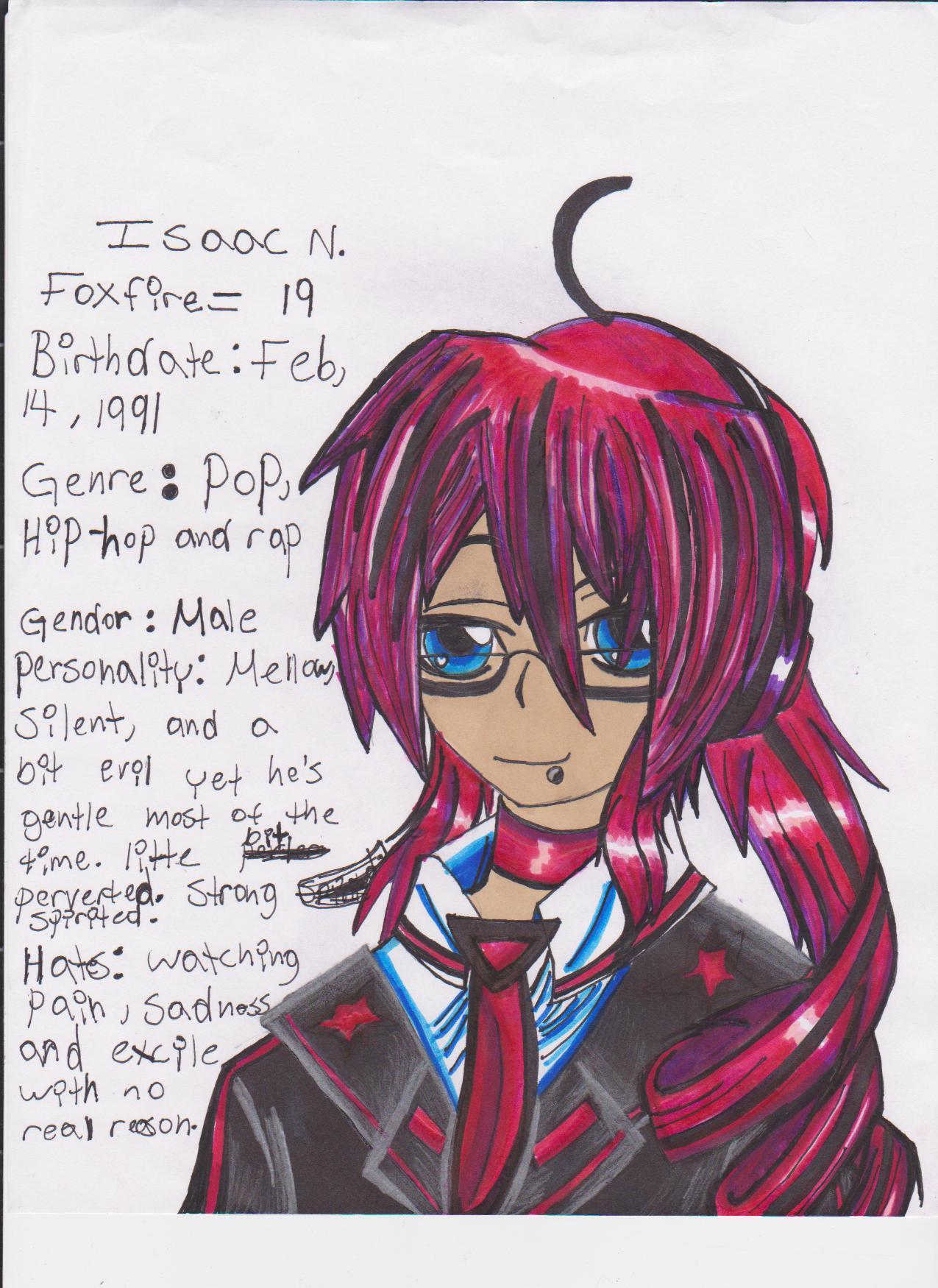 isaac's profile