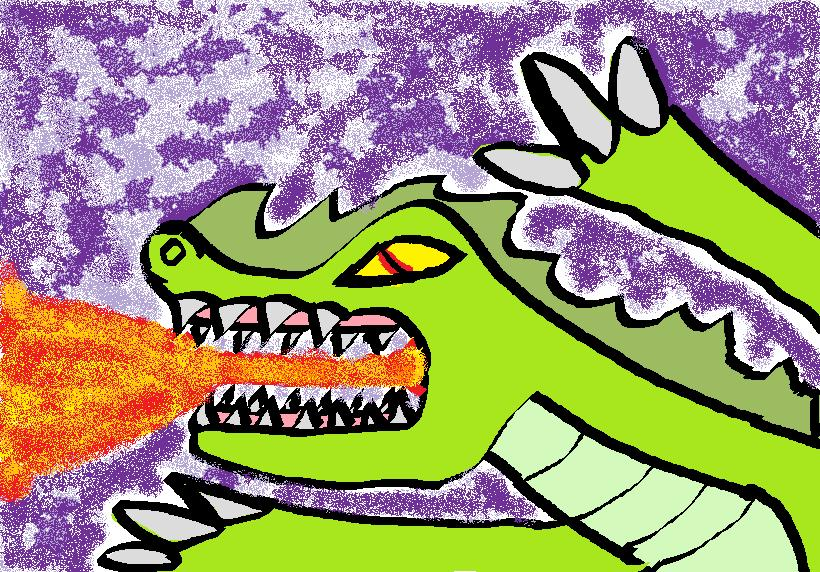 BaD Ass Dragon =)