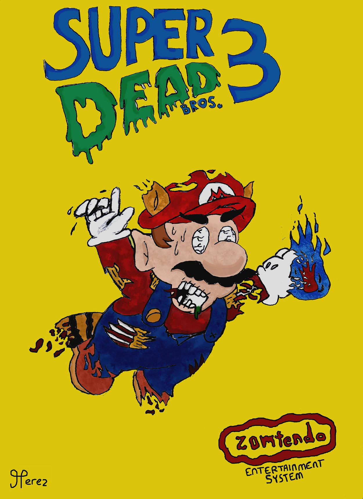 Super Dead Bros. 3