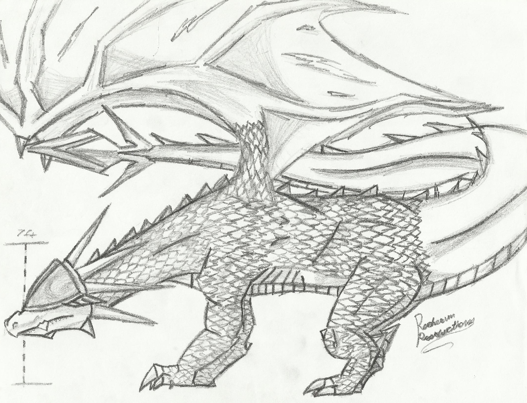 Perished Dragon