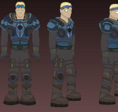 Gears of War: Baird