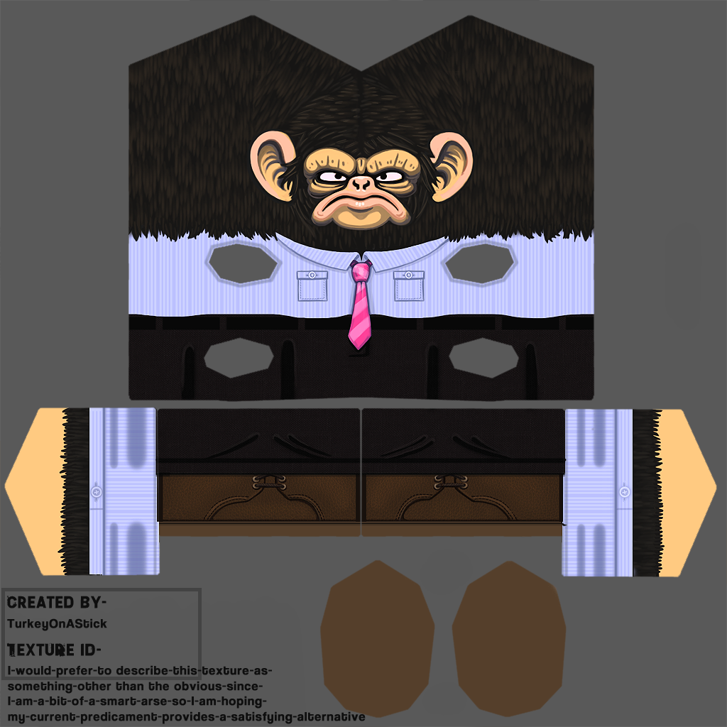 Monkey Business Texture