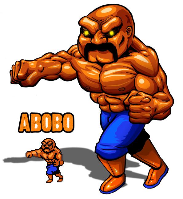 ABOBO! ME AM ABOBO! ABOBO!!!!!