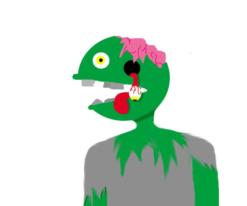Frank ze Zombie