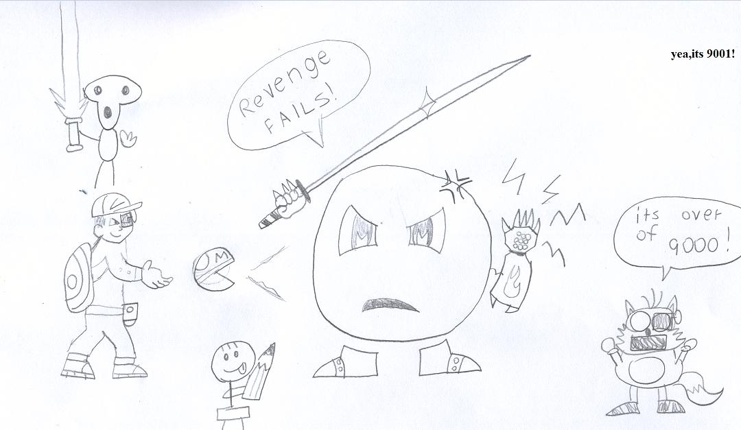 PickLow revenge Fan Art