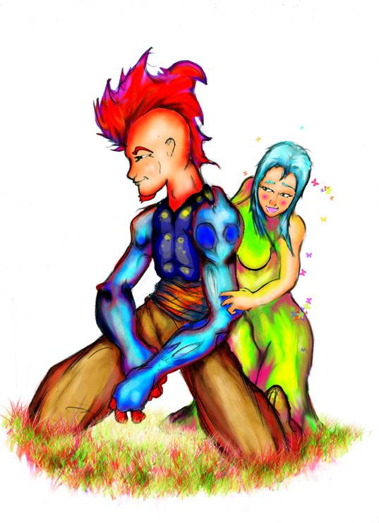 Fantasy Punk Lover