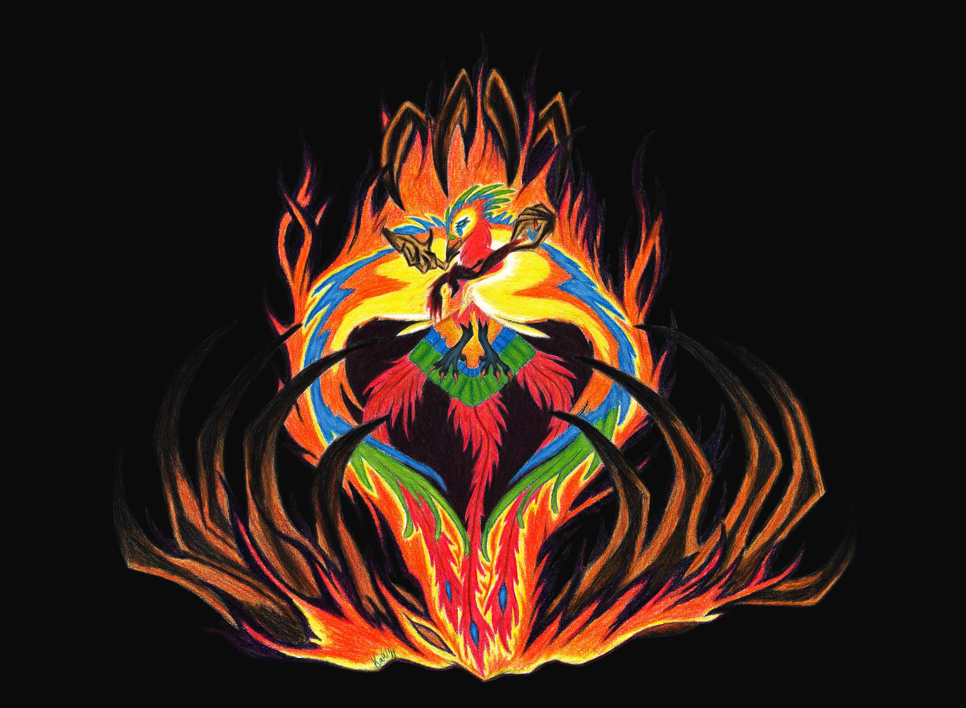 Disheartened Flame