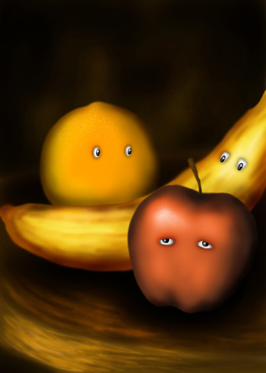 Smiling Fruits