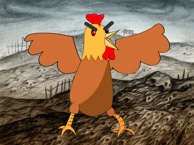 Apocalyptic Chicken