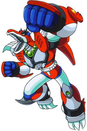 Magma Dragoon