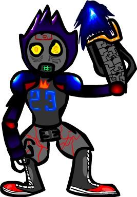 Crazy Cybernetic Killing Ass