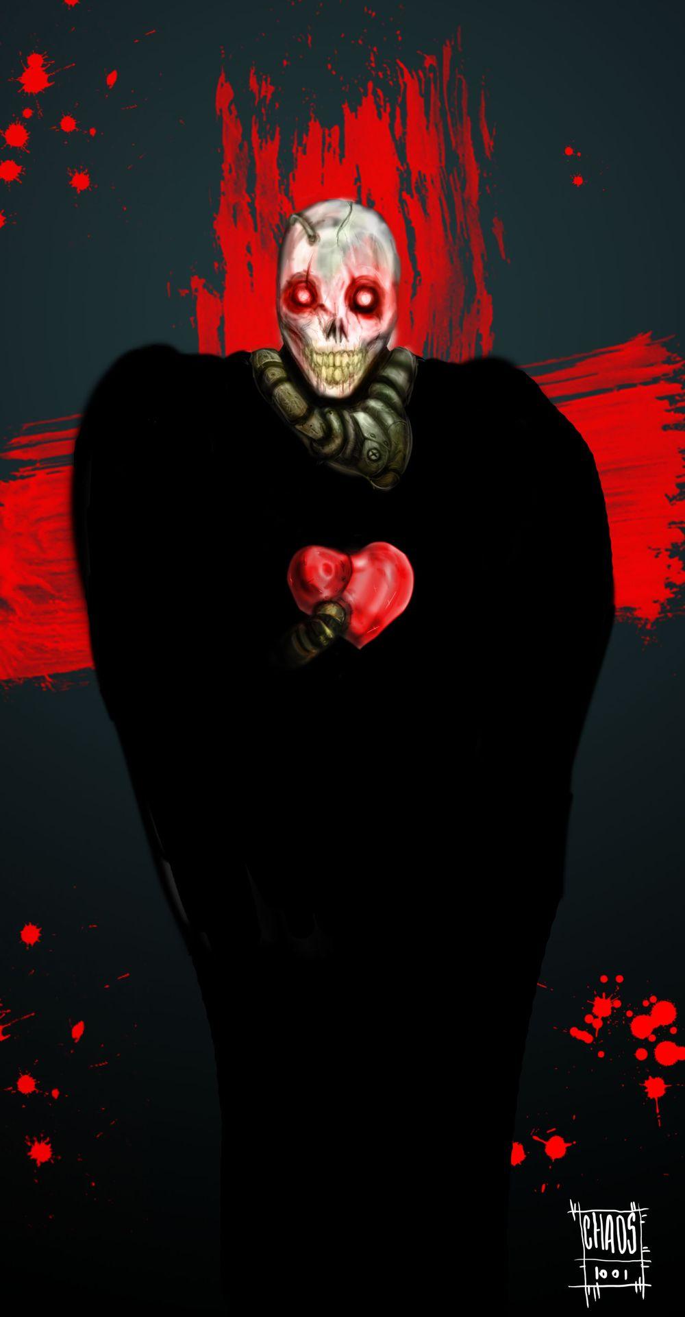 Heart-Zombie