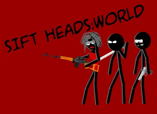 Sift Heads: WORLD