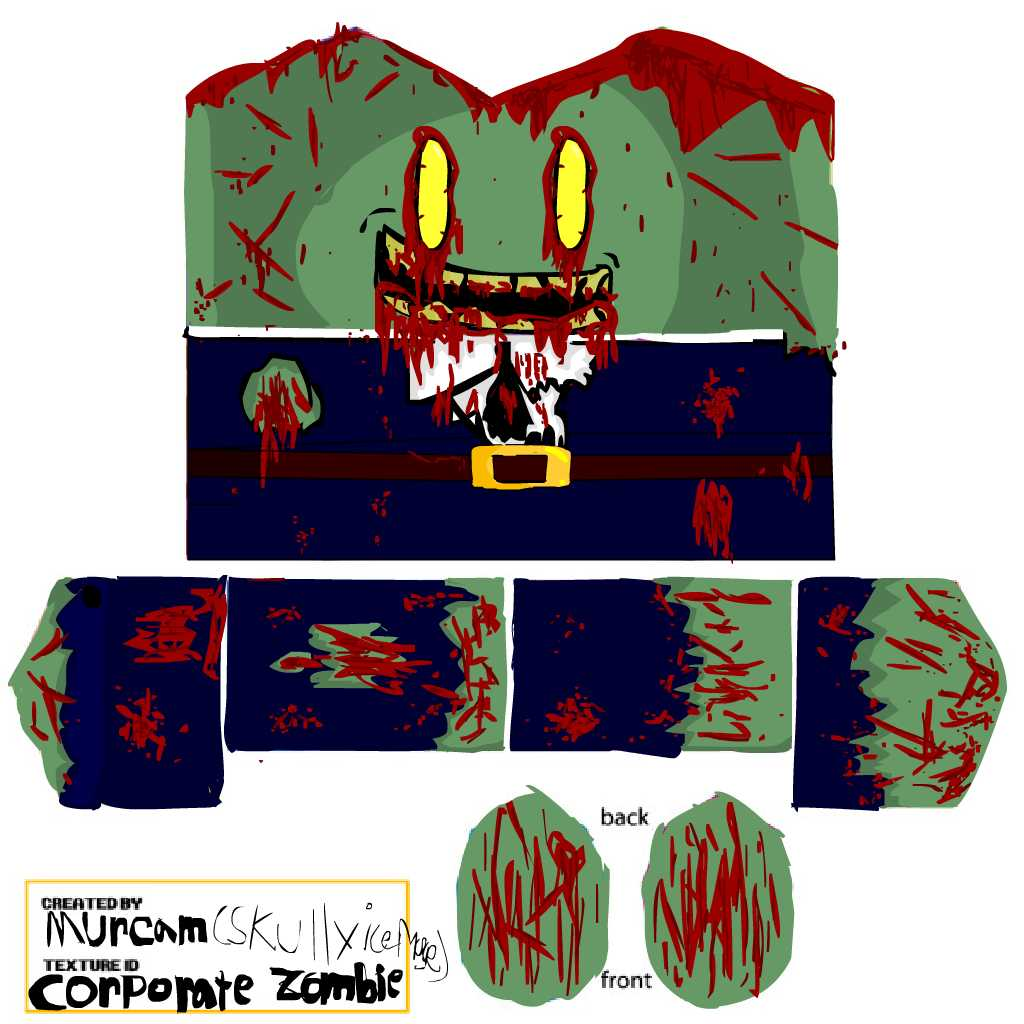 NGFIGURE2011 Coporate Zombie
