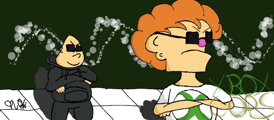 XBOX COPS