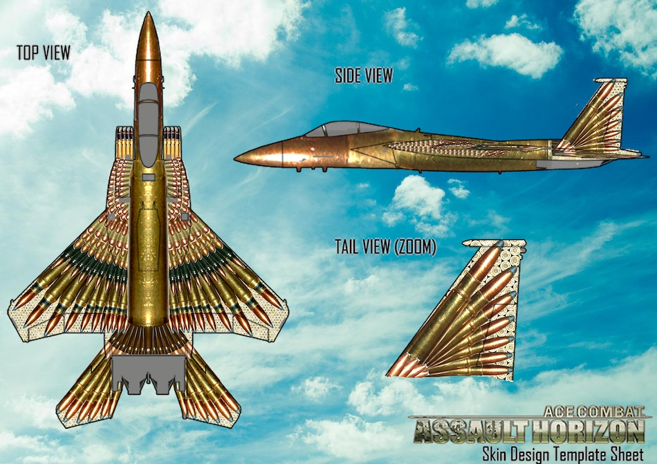 bullet eagle
